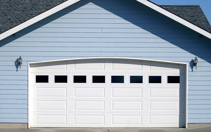 garage roof types